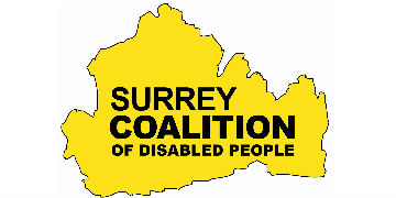 SURREY COALITION OF DISABLED PEOPLE