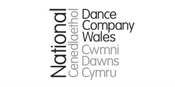 National Dance Company Wales logo