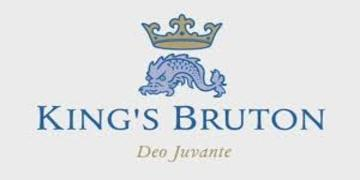 KINGS BRUTON SCHOOL logo
