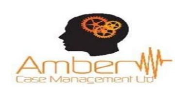 AMBER CASE MANAGEMENT logo