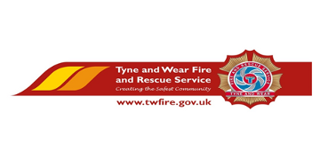 TYNE AND WEAR FIRE AND RESCUE logo