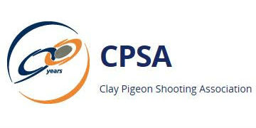 Clay Pigeon Shooting Association logo