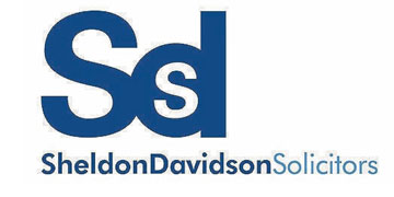 SheldonDavidson Solicitors* logo