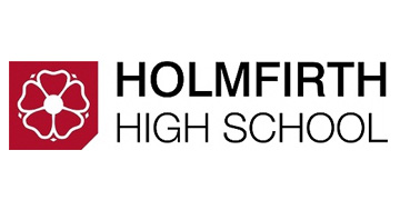 Holmfirth High School* logo