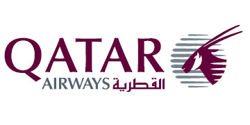 Qatar Airways* logo