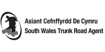 South Wales Trunk Road Agent logo