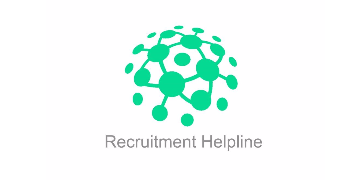 Recruitment Helpline logo