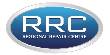 REGIONAL REPAIR CENTRE logo