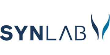 SYNLAB FORMERLY ALCONTROL logo
