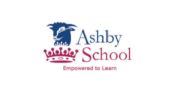 Ashby School* logo
