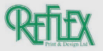 Reflex Print & Design Ltd* logo