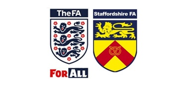 Staffordshire Football Association logo