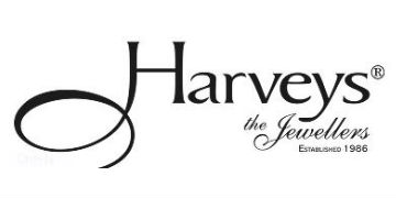 Harvey's the Jewellers logo