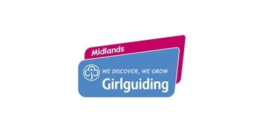 Girlguiding Midlands logo