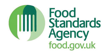 Food Standards Agency* logo
