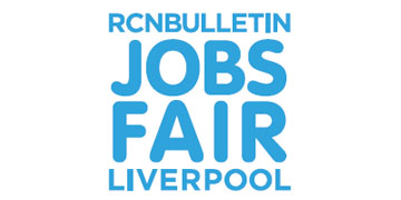 RCN Bulletin Jobs Fair - Liverpool* logo