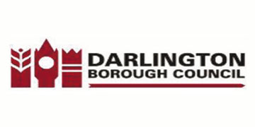 Darlington Borough Council* logo