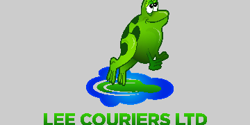 lee couriers logo