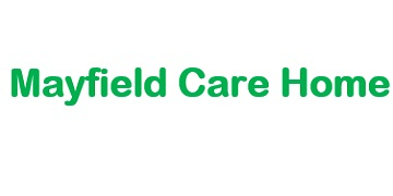 Mayfield Care home* logo