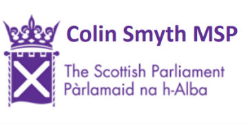 COLIN SMITH MSP logo