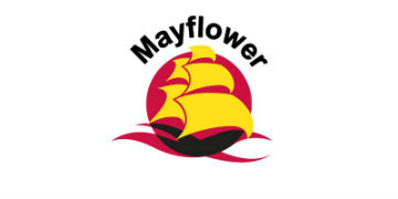 Mayflower High School logo