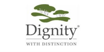 DIGNITY CARING FUNERAL SERVICE logo