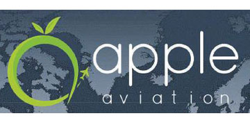 Apple Aviation's* logo