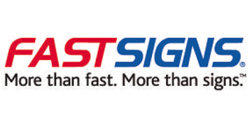 Fast Signs* logo