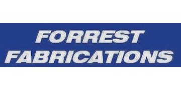 Forrest Fabrications* logo