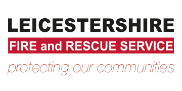 Leicestershire Fire and Rescue Service logo