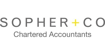 """Sopher + Co"" logo"