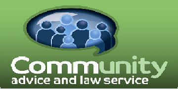 Community Advice and Law Service logo