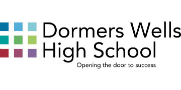 DORMERS WELLS HIGH SCHOOL logo