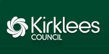 Kirklees Council* logo