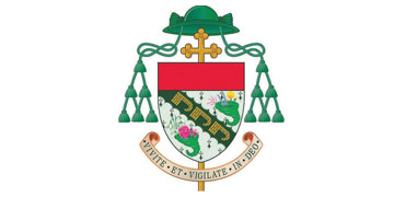 The Diocese of Wrexham* logo