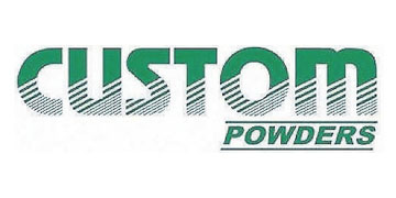 Custom Powders Limited* logo