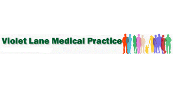 VIOLET LANE MEDICAL PRACTICE logo