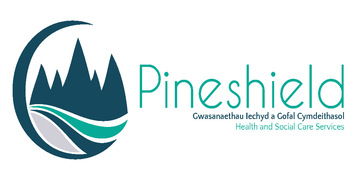 Pineshield Health & Social Care Service logo