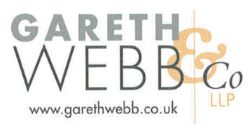GARETH WEBB SOLICITORS logo