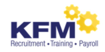 KFM RECRUITMENT logo