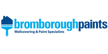 BROMBOROUGH PAINTS logo