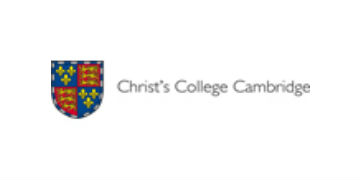 Christ's College Cambridge logo