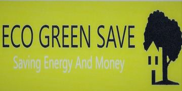 Eco Green Save logo