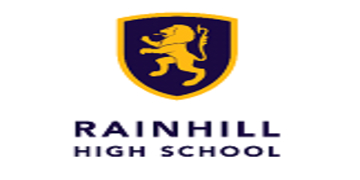 Rainhill High School logo