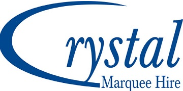Crystal Marquee Hire logo