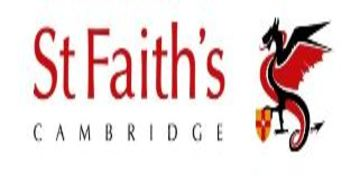 St Faiths School logo