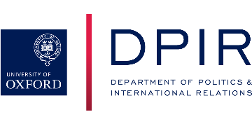 Department of Politics and International Relations logo