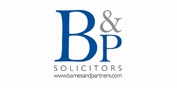 Barnes & Partners Solicitors* logo