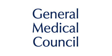 General Medical Council (GMC) logo