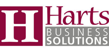 Harts Business Solutions logo